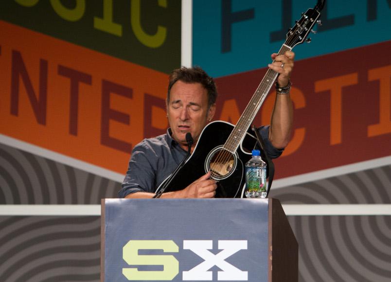 Bruce Springsteen 15 March 2012 SXSW Austin TX