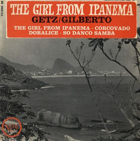 Stan Getz &amp; Joo Gilberto, &quot;The Girl from Ipanema&quot; 