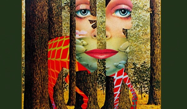 "Detail from the cover of ""The Grand Illusion"" by Styx (Universal Music Group)"