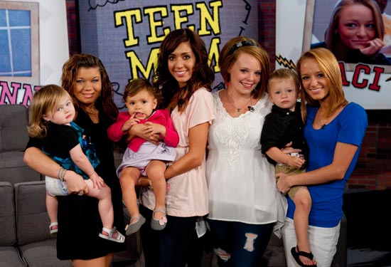 Mtv Teen Moms Was 45