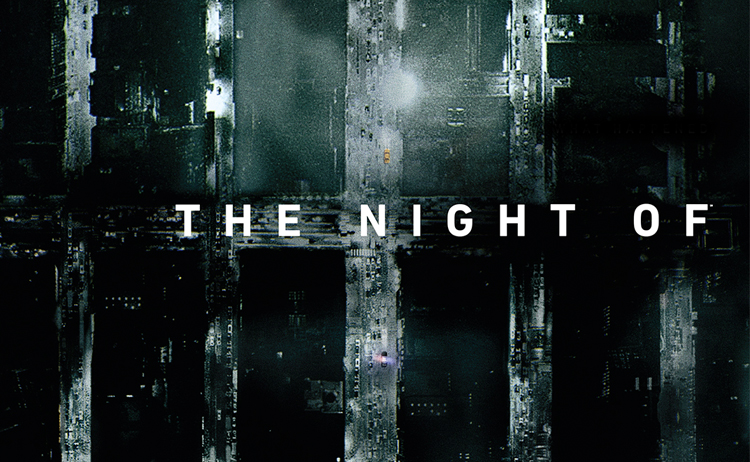 The Night Of HBO Poster