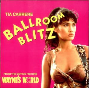 Tia Carrere - &quot;Ballroom-Blitz&quot;
