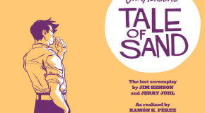 "Comics Review:  ""Tale of Sand"""