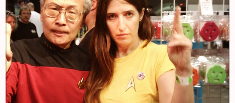 ZZZ  - Trekkies, _make it so_ (I'm ambivalent about including this one)