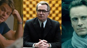 "Blu-ray Reviews: Fine Acting for Any Season- ""We Bought A Zoo,"" ""Tinker, Tailor, Soldier, Spy"" & ""Shame"""