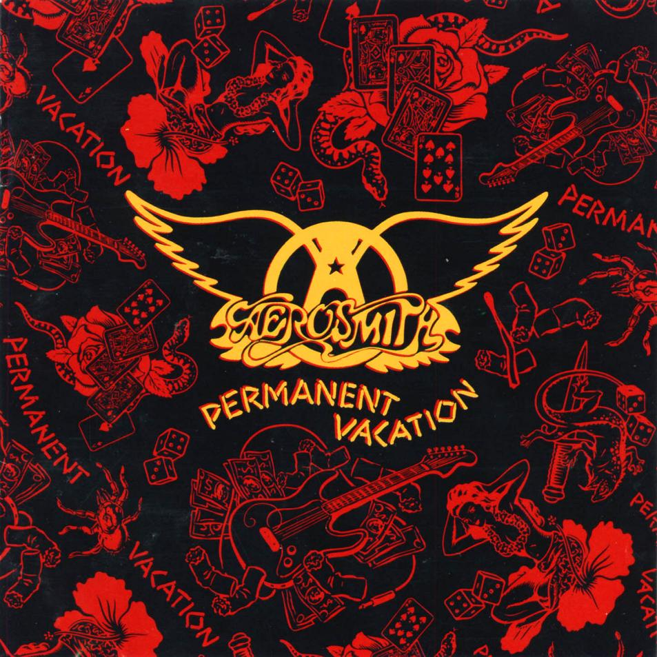 aerosmith - permanent vacation (front)