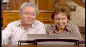 TV On DVD: &#8220;All In The Family: The Complete Series 1970-1979&#8243;