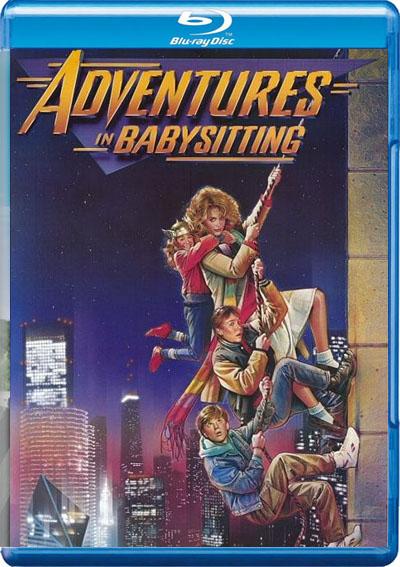 Aventuras En La Gran Ciudad [BDrip 1080p][Dual Ac3 Esp-Eng+Sub][Aventuras-Comedia][1987]