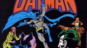 "Listening To Records With Tony And Dw: Batman, ""Stacked Cards"""