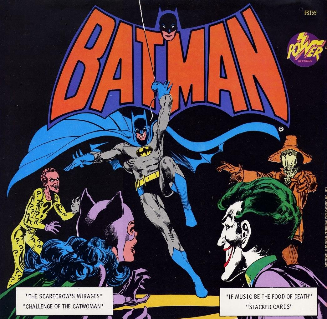 batman album