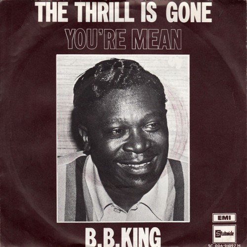 B.B. King - You Put It On Me