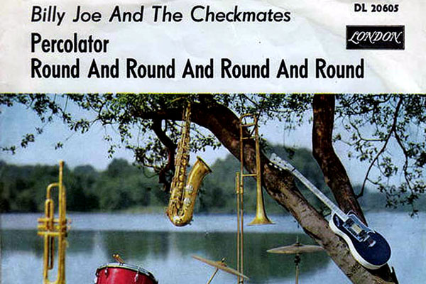 """Before We Was Fab: Billy Joe & the Checkmates, """"Percolator (Twist)"""""""