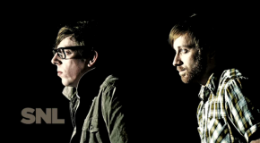 "Watch the Black Keys Play ""Lonely Boy"" on ""SNL"""