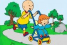 Five Reasons Why Caillou Is Bald