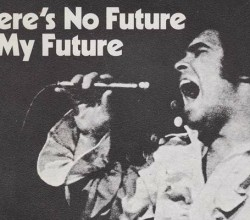 """There's No Future in My Future"" was the original A-side of ""Playground in My Mind."" As it turned out, Holmes had a future as a Las Vegas headliner that lasted over 30 years."