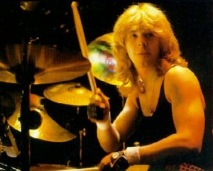 Clive Burr (Iron Maiden)