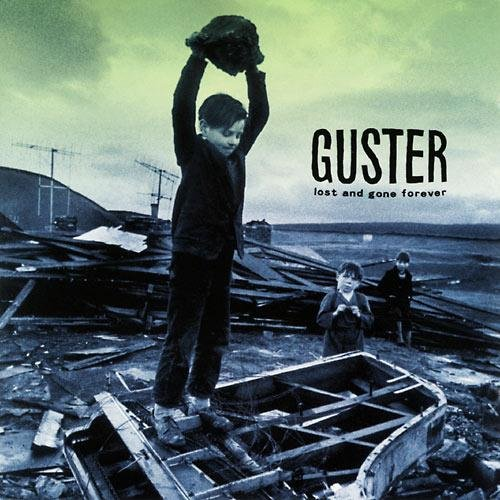 the artist responsible for the cover of Guster's Lost and Gone Forever,