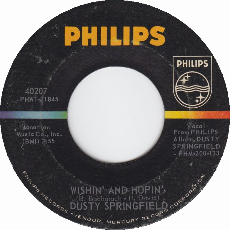 Dusty Springfield, &quot;Wishin' &amp; Hopin'&quot;
