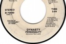 "'Face Time: Dynasty, ""Personality"""