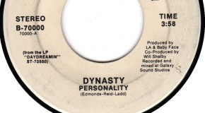 &#8216;Face Time: Dynasty, &#8220;Personality&#8221;