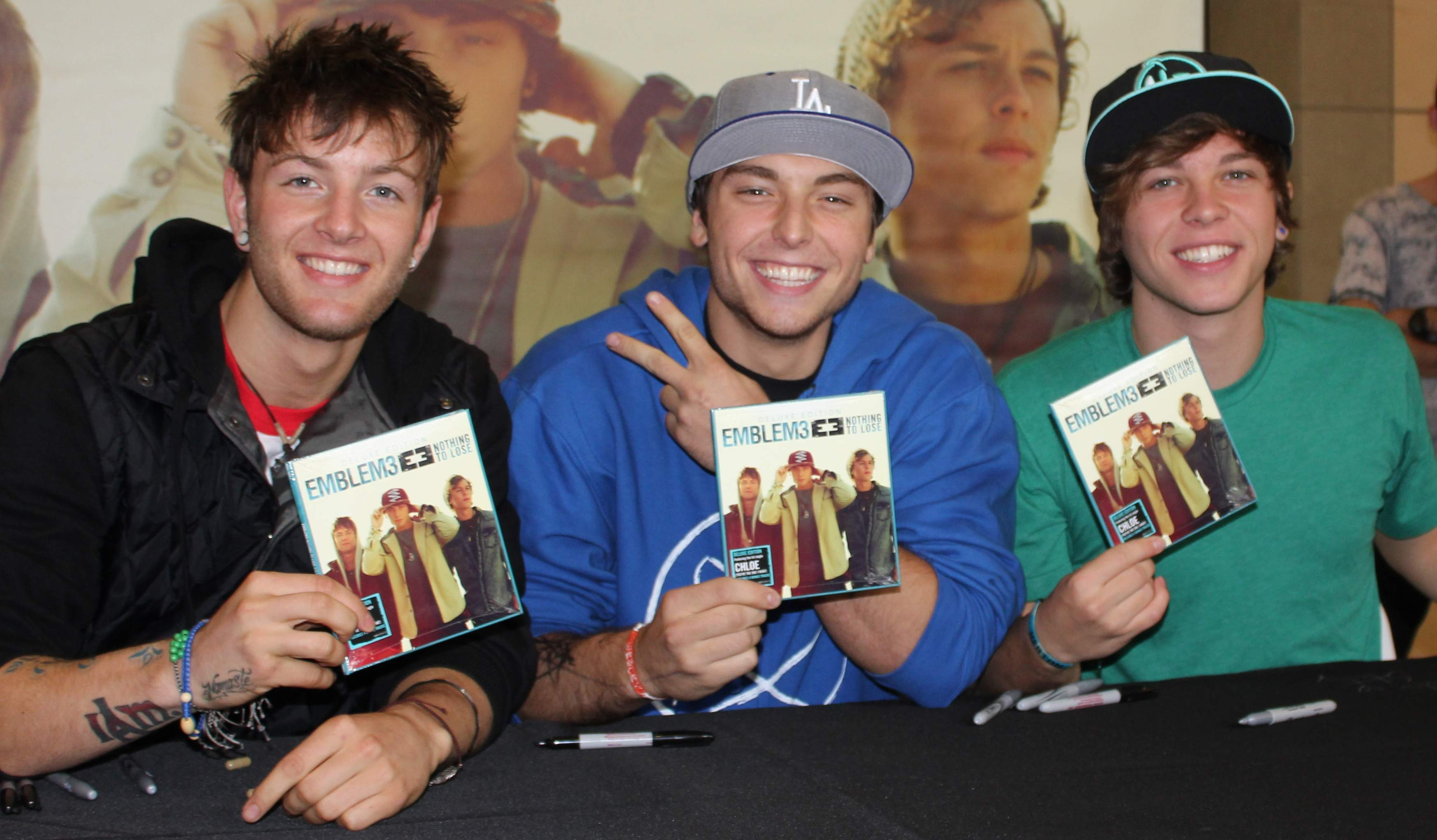 Emblem3: Admit it, they're adorable.