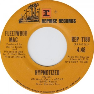 "Fleetwood Mac, ""Hypnotized"""
