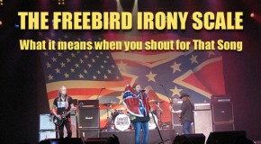 The &#8220;Freebird&#8221; Irony Scale