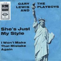 "Gary Lewis & The Playboys, ""She's Just My Style"""