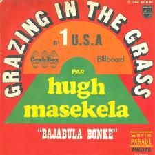 "Hugh Masekela, ""Grazing in the Grass"""