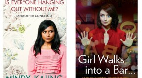 Mindy Kaling, Rachel Dratch in print: Funny in a good sense