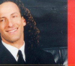 "Kenny G, from the cover of ""Classics in the Key of G."" (Arista)"