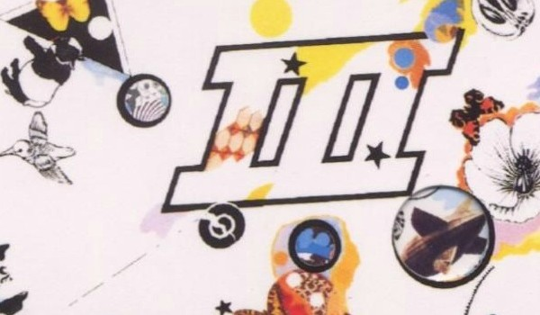 "Detail from the cover of ""Led Zeppelin III."" Cover artist Zacron died last fall."