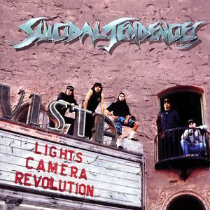 "Suicidal Tendencies ""Lights...Camera...Revolution"""