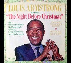 Louis Armstrong - The Night Before Christmas