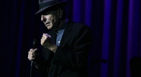 Live Music: Leonard Cohen @ HP Pavilion, San Jose