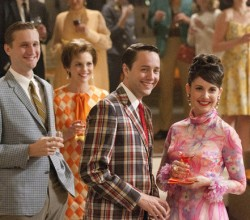 Look upon Pete Campbell's period suit and tremble!