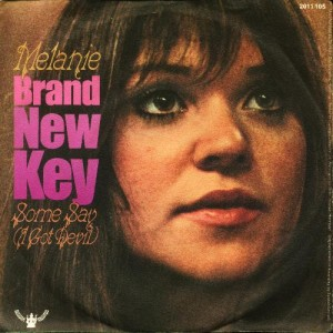 Melanie, &quot;Brand New Key&quot;