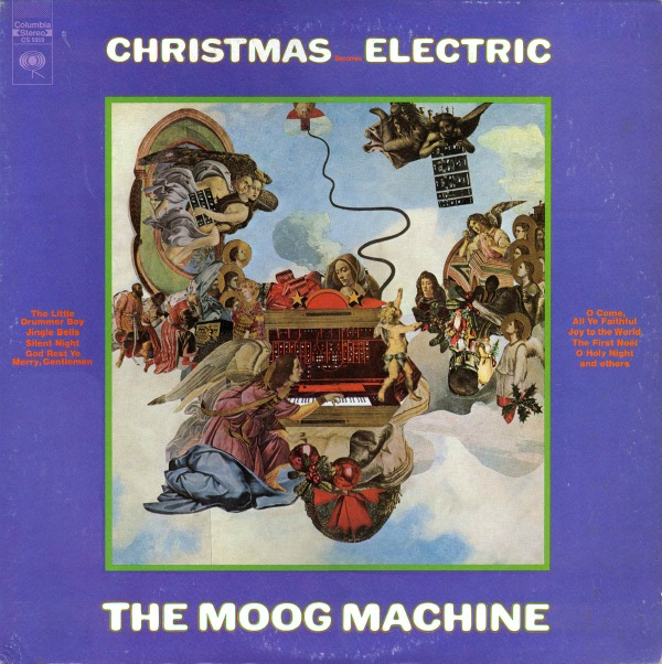 "The Moog Machine, ""Christmas Becomes Electric"""