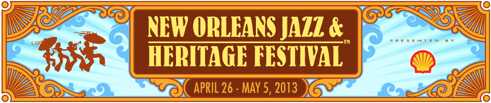 new orleans jazz fest 2013