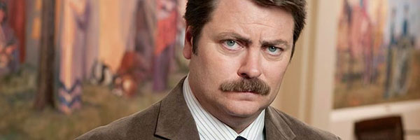 "The Popdose VIDEO Interview: Nick Offerman (""Parks & Recreation"")"