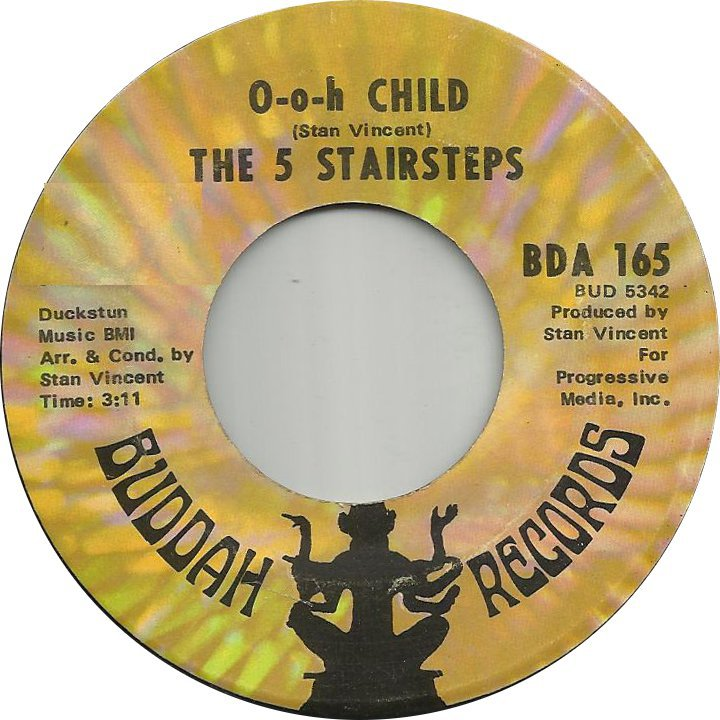 5 Stairsteps The O o h Child Dear Prudence