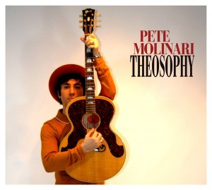 Pete Molinari Album Cover
