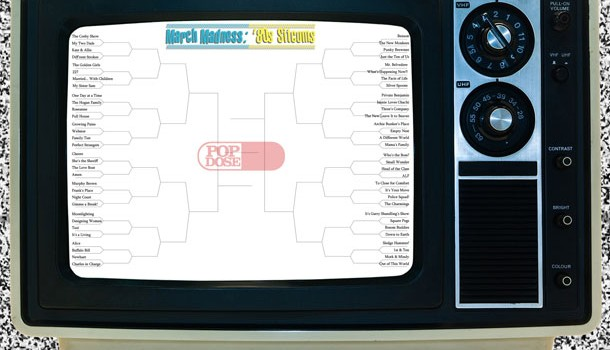 '80s Sitcom March Madness - Small Bracket