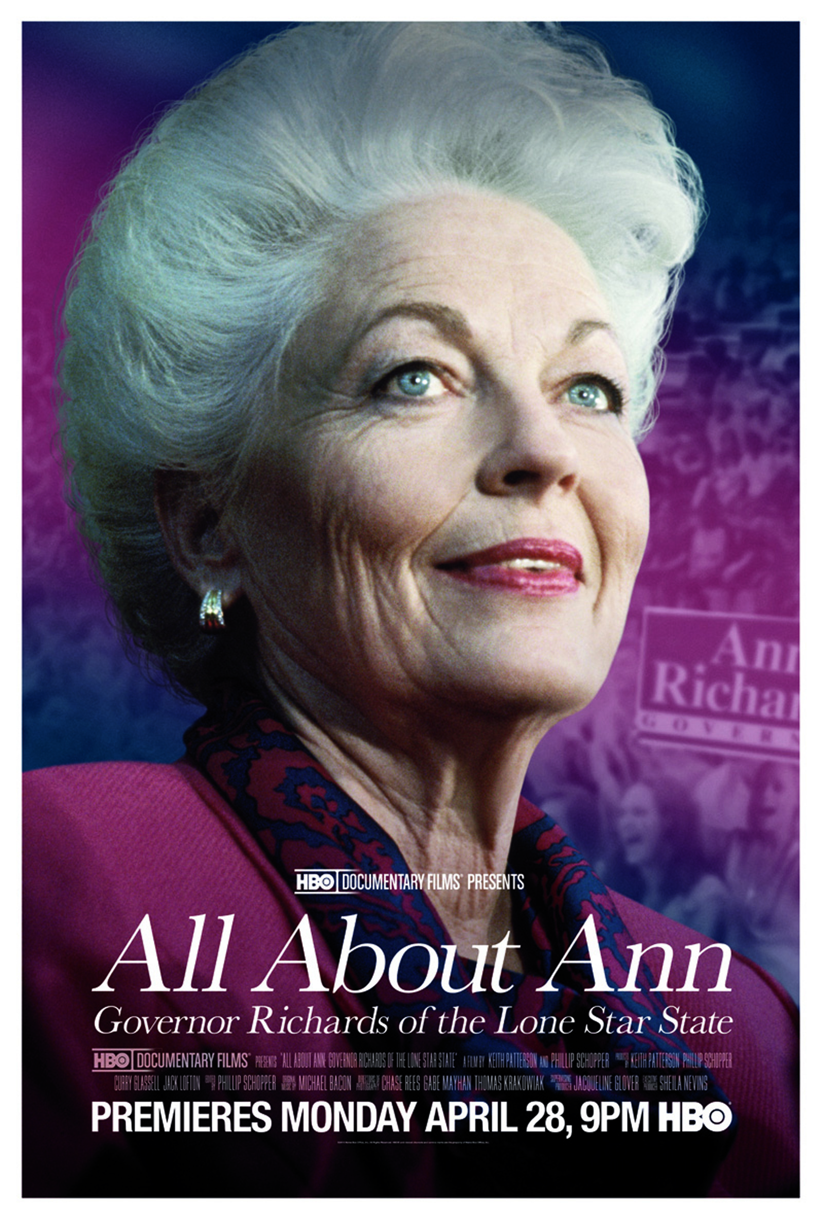 the life and career of ann richards Ann richards is for me really one of the most underrated  thinking about how she ended her life,  you helped launch my design and mfg career.