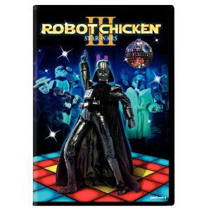 "DVD Review: ""Robot Chicken: Star Wars Episode III"""