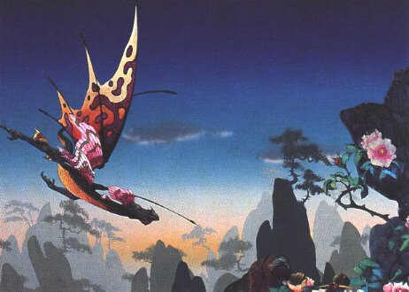 Roger Dean Vs James Cameron Are These Your Floating Islands on Planet Pern
