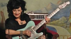 "CD Review: Rosie Flores ""Working Girl's Guitar"""