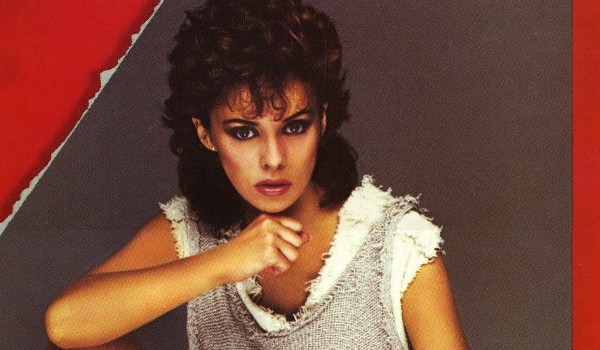 "Sheena Easton brings the hotness on the cover of ""A Private Heaven"" (1984) (EMI)"