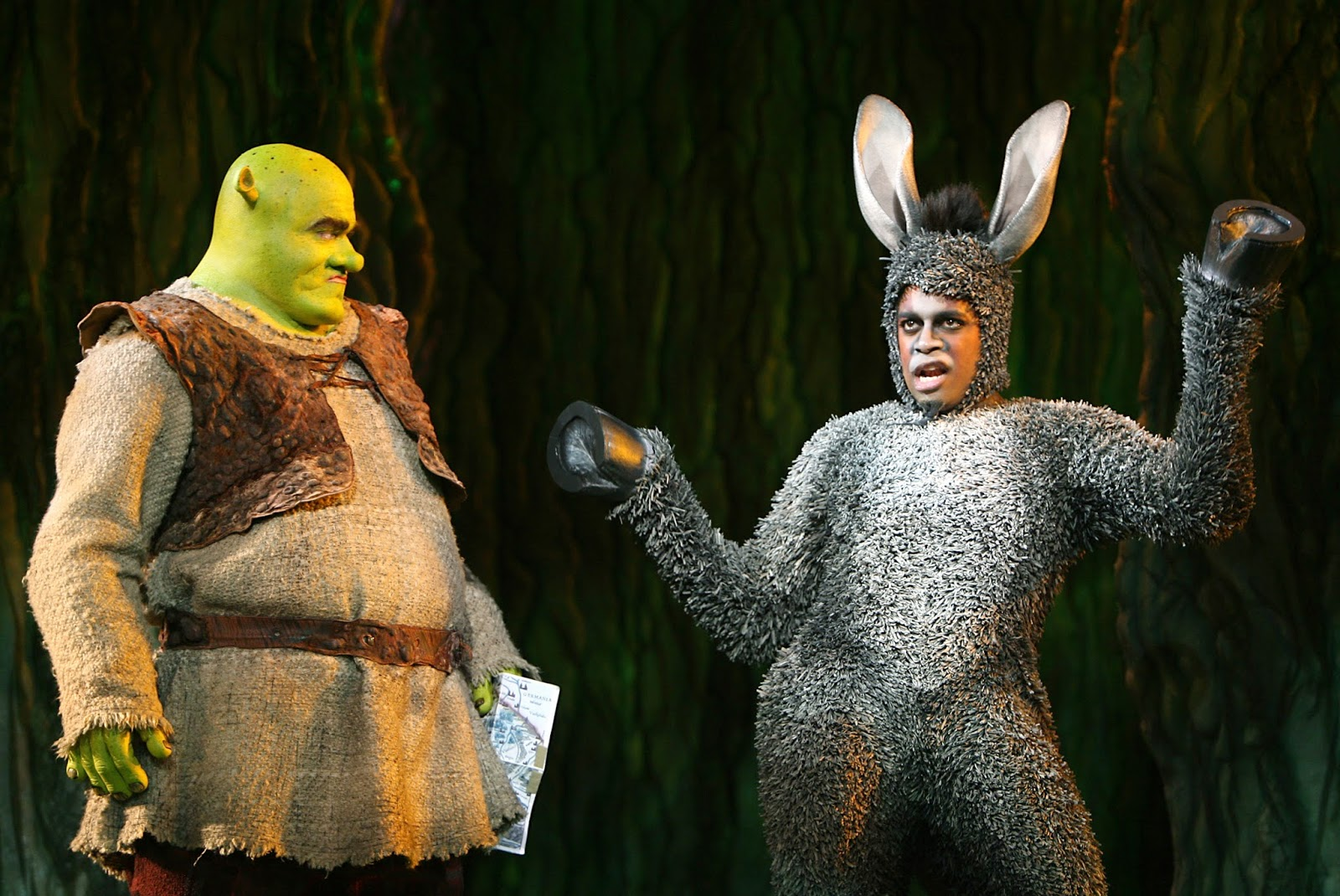 "Blu-ray Review: ""Shrek: The Musical"""