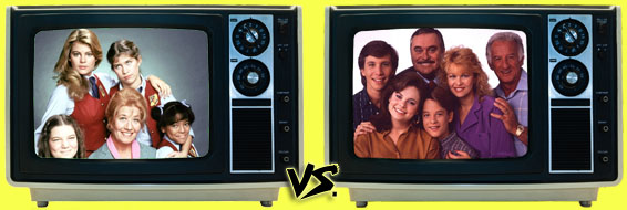 '80s Sitcom March Madness - (4) The Facts of Life vs. (5) Mr. Belvedere